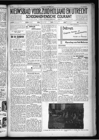 Schoonhovensche Courant 1930-09-19