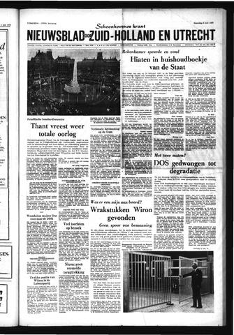 Schoonhovensche Courant 1969-05-05