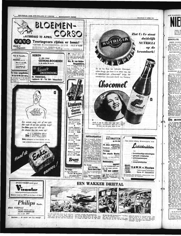Schoonhovensche Courant 1950-04-12