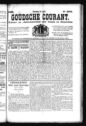 Goudsche Courant 1892-04-18