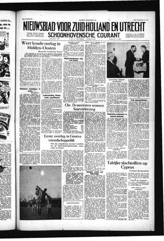 Schoonhovensche Courant 1955-12-19