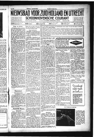 Schoonhovensche Courant 1933-03-10