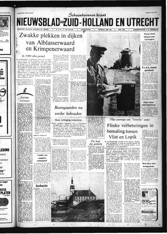 Schoonhovensche Courant 1972-10-06