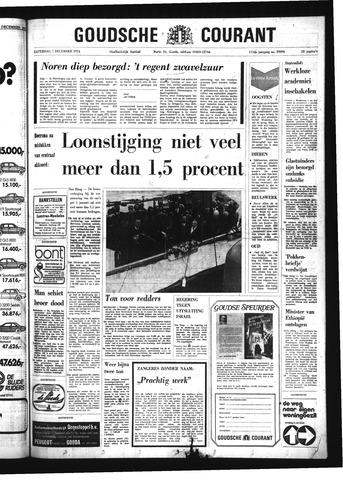 Goudsche Courant 1974-12-07