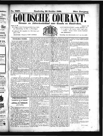 Goudsche Courant 1899-10-26