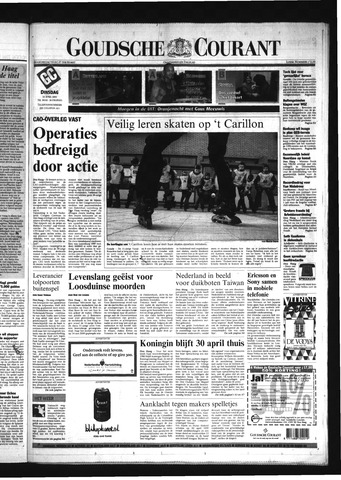 Goudsche Courant 2001-04-24