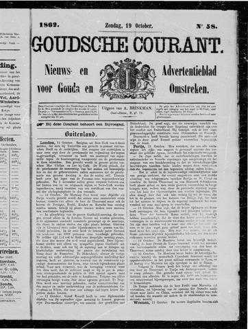 Goudsche Courant 1862-10-19