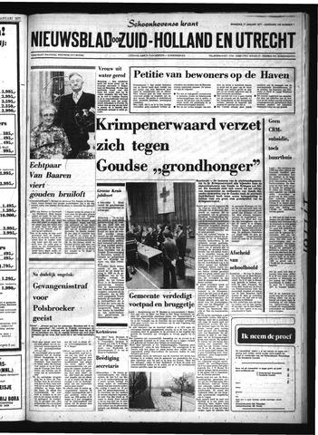 Schoonhovensche Courant 1977-01-17