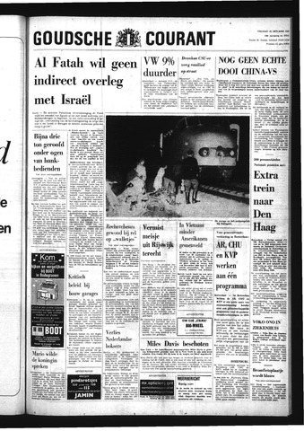 Goudsche Courant 1969-10-10