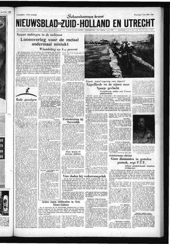 Schoonhovensche Courant 1960-12-07