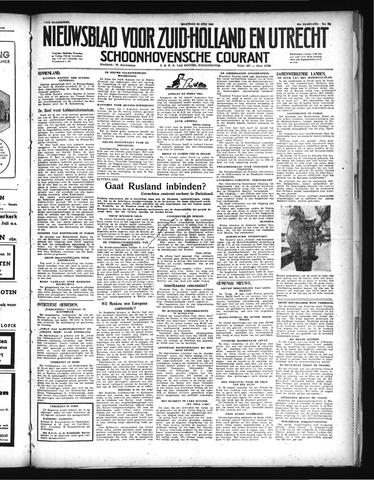 Schoonhovensche Courant 1948-07-26