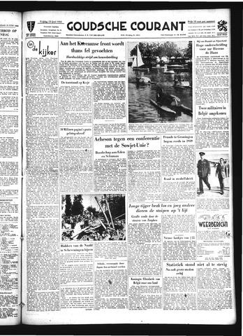 Goudsche Courant 1952-06-13