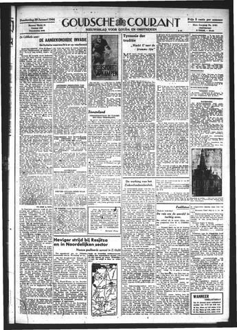 Goudsche Courant 1944-01-20