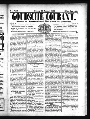 Goudsche Courant 1899-01-31