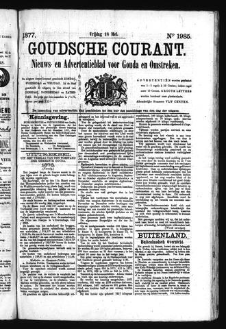 Goudsche Courant 1877-05-18