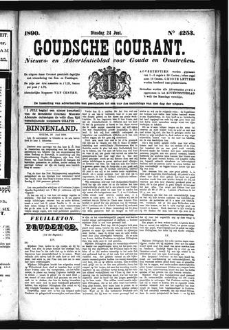 Goudsche Courant 1890-06-24