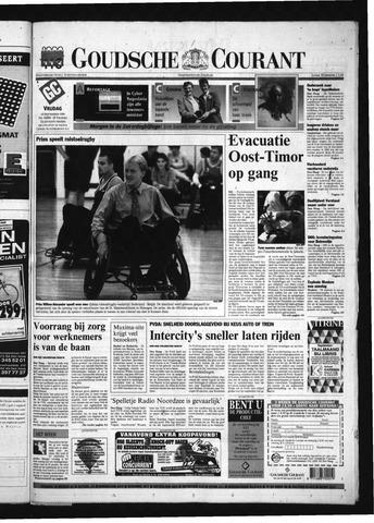 Goudsche Courant 1999-09-10
