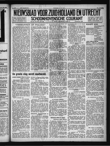 Schoonhovensche Courant 1940-07-31