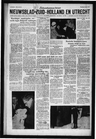 Schoonhovensche Courant 1961-01-02