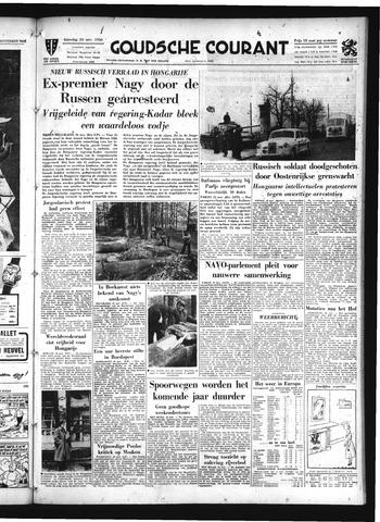 Goudsche Courant 1956-11-24