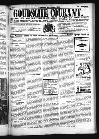 Goudsche Courant 1936-10-31