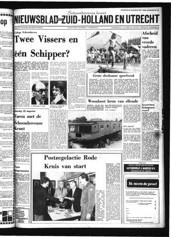 Schoonhovensche Courant 1978-08-23