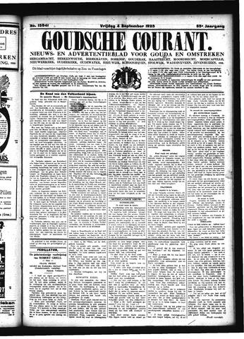 Goudsche Courant 1925-09-04