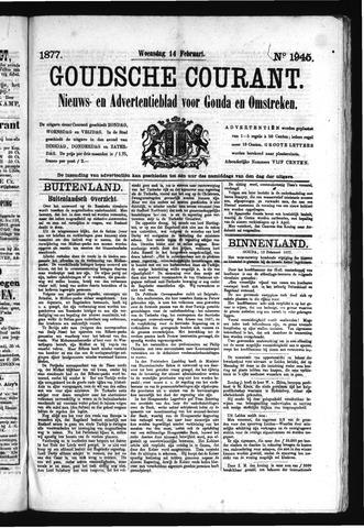 Goudsche Courant 1877-02-14