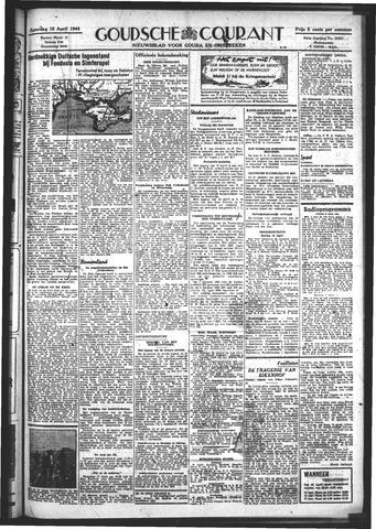 Goudsche Courant 1944-04-15