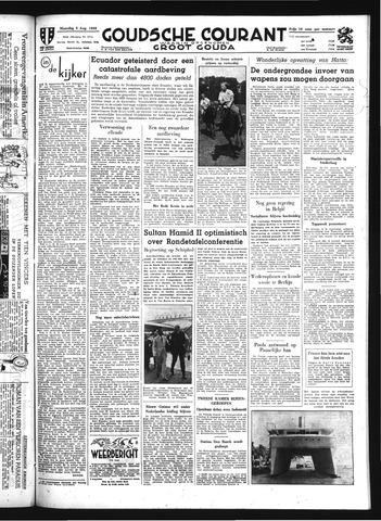 Goudsche Courant 1949-08-08