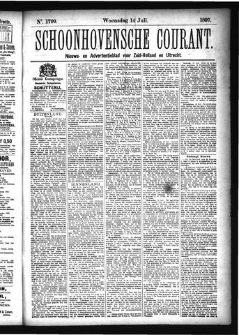 Schoonhovensche Courant 1897-07-14