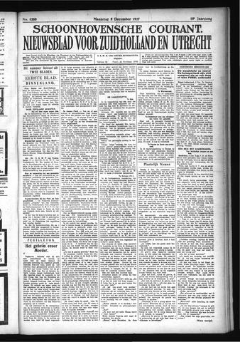 Schoonhovensche Courant 1927-12-05