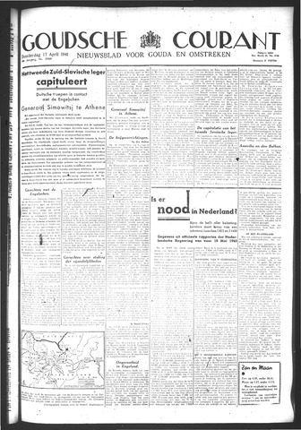 Goudsche Courant 1941-04-17