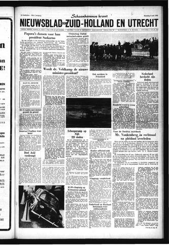 Schoonhovensche Courant 1963-05-06