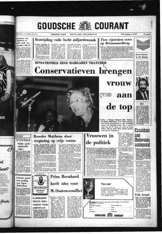 Goudsche Courant 1975-02-12