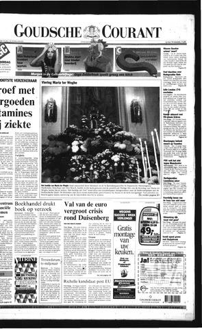 Goudsche Courant 2000-10-19