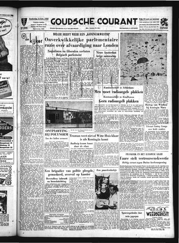 Goudsche Courant 1952-02-14