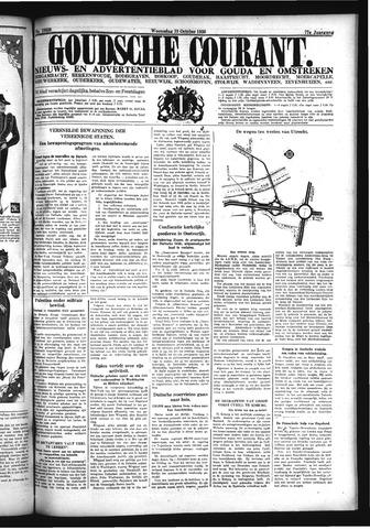 Goudsche Courant 1938-10-19