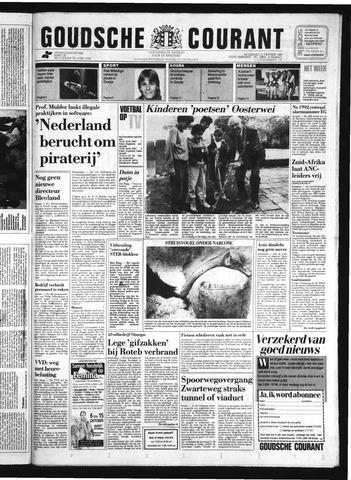 Goudsche Courant 1989-10-11