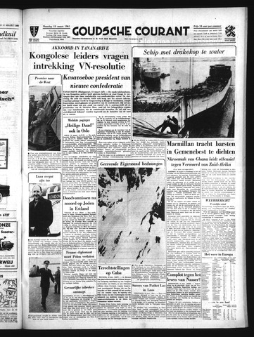 Goudsche Courant 1961-03-13