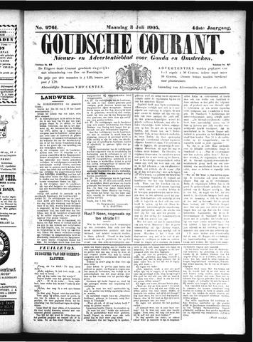 Goudsche Courant 1905-07-03