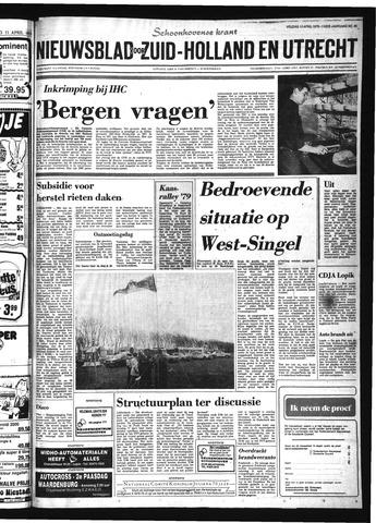 Schoonhovensche Courant 1979-04-13