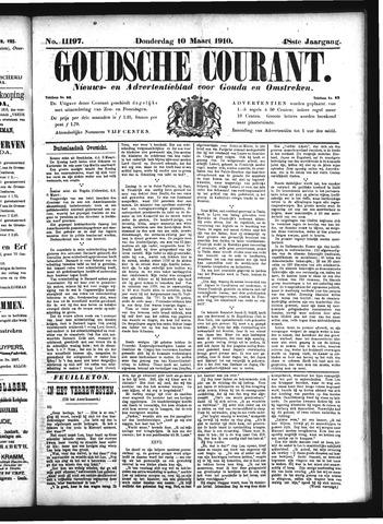 Goudsche Courant 1910-03-10