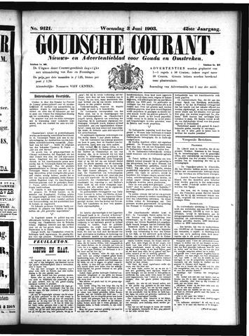 Goudsche Courant 1903-06-03