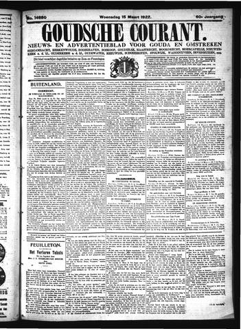 Goudsche Courant 1922-03-15