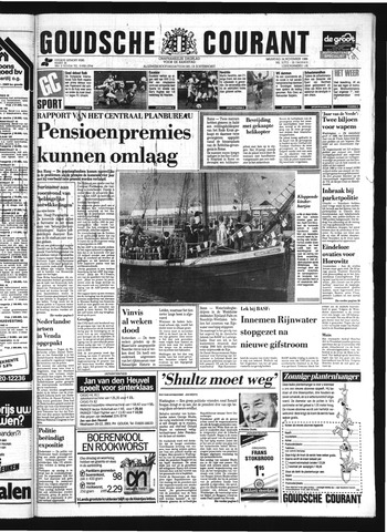 Goudsche Courant 1986-11-24
