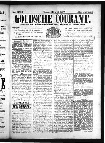 Goudsche Courant 1907-07-30