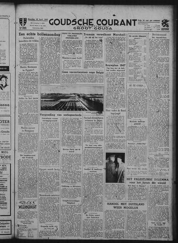 Goudsche Courant 1947-04-28