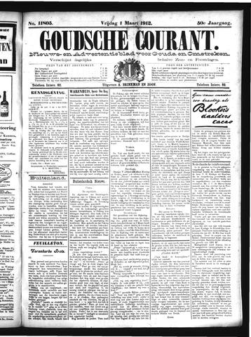 Goudsche Courant 1912-03-01