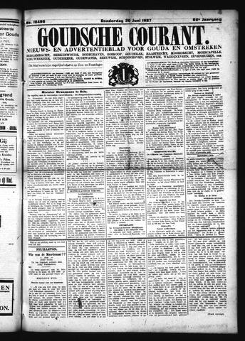 Goudsche Courant 1927-06-30